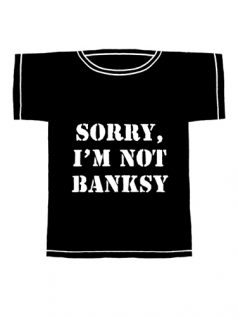 Speedy Graphito - Sorry I'm not Banksy