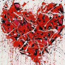JonOne – Have a heart